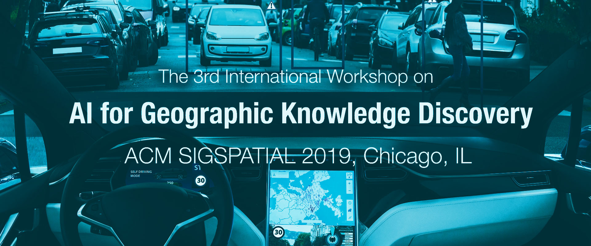 sigspatial workshop 2019