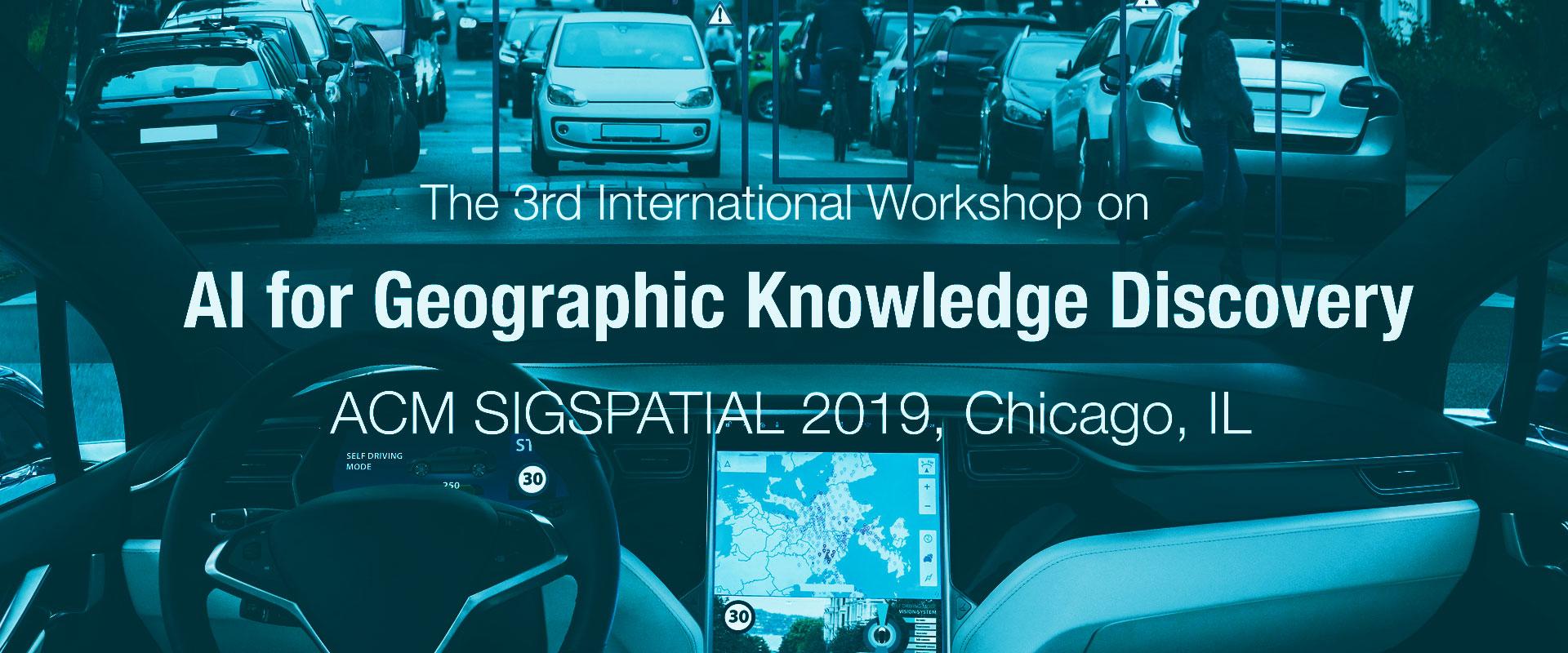 sigspatial workshop 2019